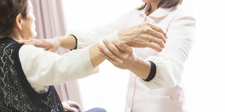 退院後の自宅療養に役立ちます